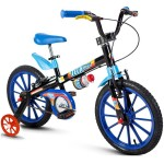 Bicicleta Nathor Aro 16 - Tech Boys