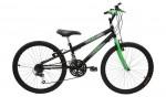 Bicicleta Masculina Aro 24 Cairu Flash Boy Rebaixada