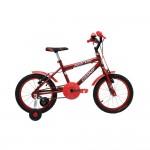 Bicicleta Masculina aro 16 Cairu Racer Kids Vermelha