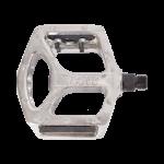 Pedal Plataforma Alum TSW Prata