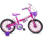 Bicicleta Nathor Aro16 - Top Girl