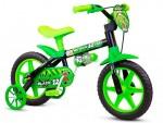 Bicicleta Nathor Black12 Aro 12