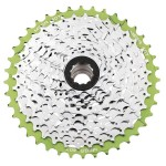 CASSETTE SPROCKET 10 SPEED MICROSHIFT  11/40 DENTES
