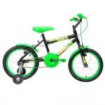 Bicicleta Masculina Aro 16 Cairu C-16