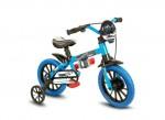 Bicicleta Nathor Veloz PU Aro 12