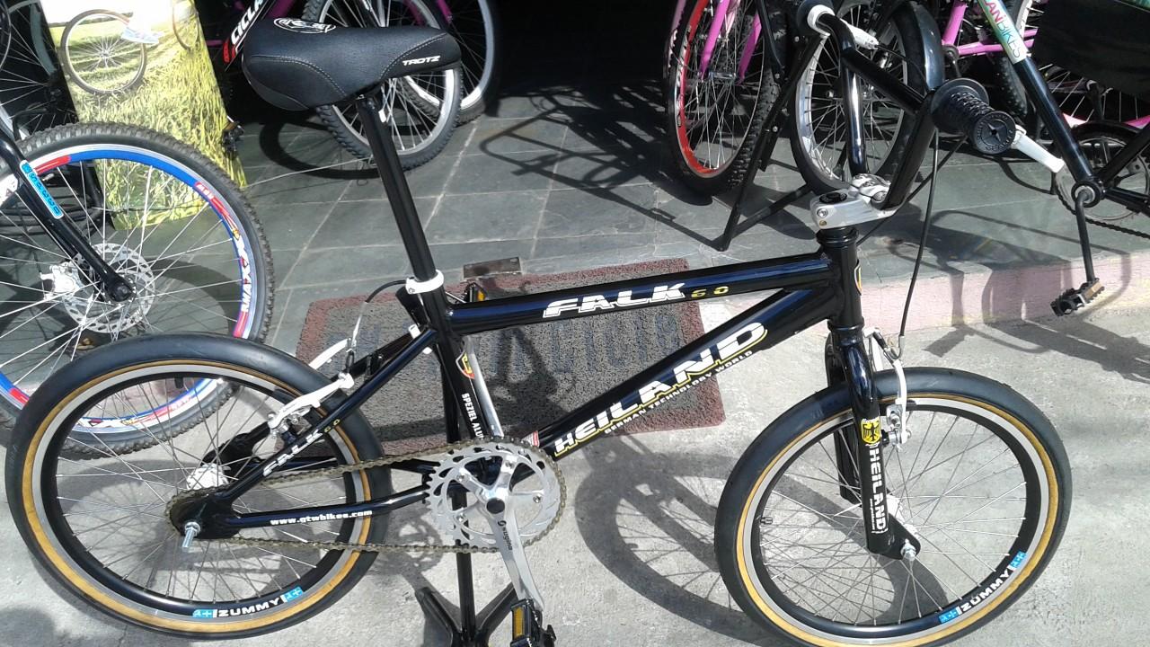 La Física De Las Bicicletas: Bicicleta Heiland Aro 20 Alumínio.