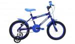 Bicicleta Masculina Aro 16 Cairu Racer Kids Azul