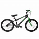 Bicicleta Masculina Aro 20 Cairu Flash Boy Rebaixada