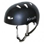 Capacete Kraft Bike Carbono