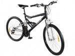Bicicleta Caloi KS Full Suspension
