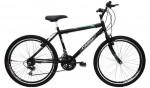 Bicicleta Masculina Aro 26 Cairu Flash Pro