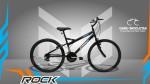 Bicicleta Masculina Aro 26 Cairu Rock   LANÇAMENTO