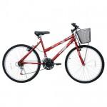 Bicicleta Aro 26 Cairu Bella