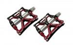 Pedal Plataforma Alumínio 6061 Eixo Cromo MPEDA